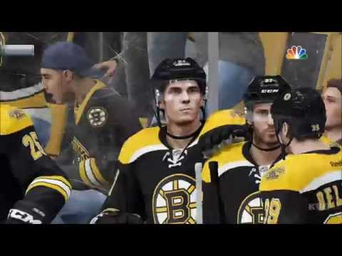 NHL 16 - Chicago Blackhawks vs Boston Bruins Gameplay (XboxONE HD) [1080p60FPS]