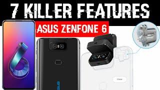 Asus Zenfone 6 | 7 KILLER FEATURES of Flagship Smartphone 2019