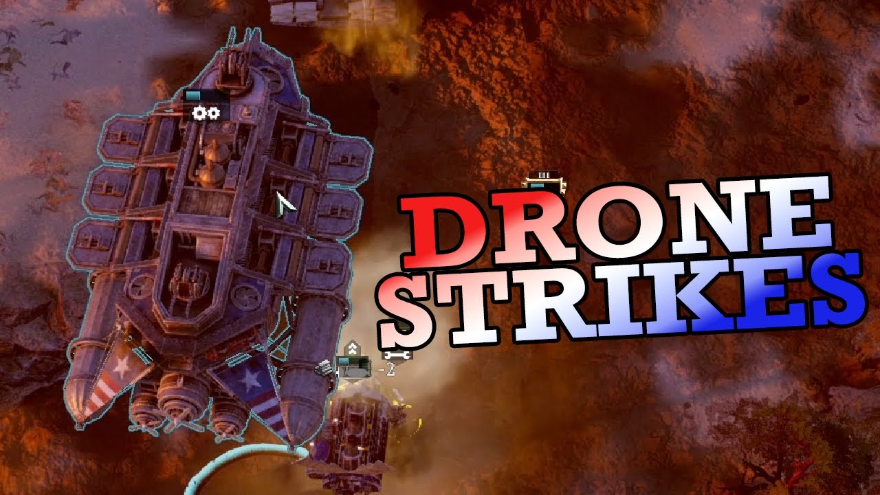 Drone Strikes [FINALE] - Iron Harvest: Operation Eagle Coop