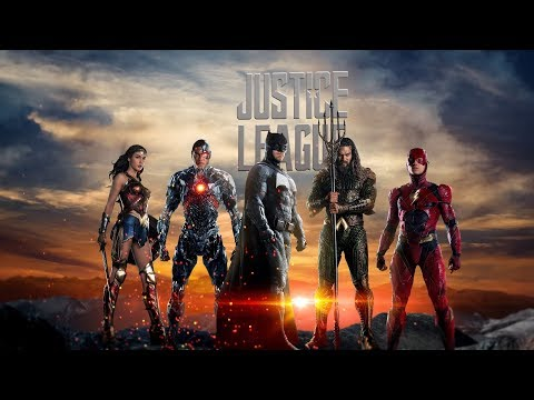 After Effects Tutorial - Justice League Movie Motion Poster w/ Compositing Tips