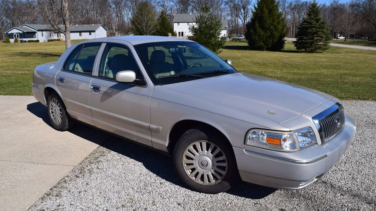 Mercury Grand Marquis Review