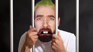 I Got Sent To Jail For Christmas...
