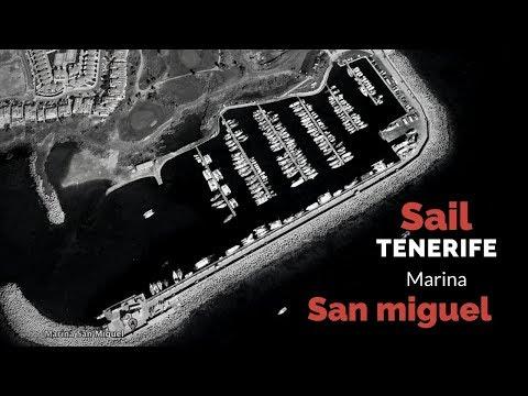 Sail Spain   Marina san Miguel    Tenerife   sea tv