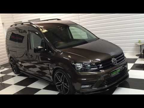 2018 (18) Volkswagen Caddy Maxi Life 2.0 TDi 150BHP DSG Automatic 7 Seater LWB (For Sale)