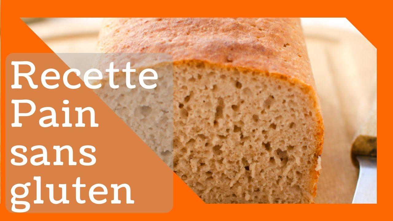 Recette Pain Sans Gluten Four : recette de pain sans gluten a la chataigne youtube ~ Melissatoandfro.com Idées de Décoration