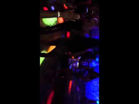 Karaoke night at Peach Tree Bar & Grill... Night Club in Ho