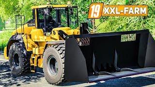 ls19 xxl farm 30 der xxl radlader fr die silage wird angeschafft landwirtschafts simulator 2019