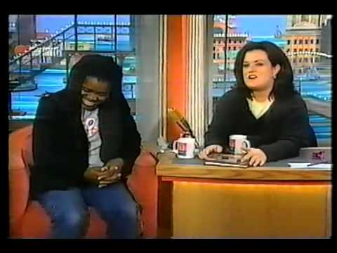 Tracy Chapman interviewed by Rosie O'Donnell (2000)