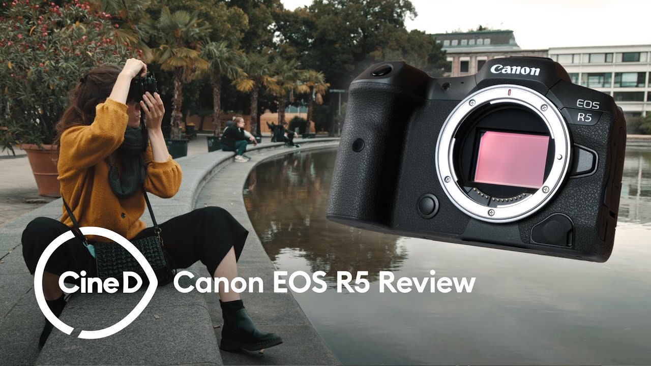 Canon EOS R5 Review - Is Overheating a Thing of the Past? (8K Upload)