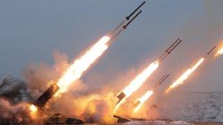 Украина Наши ракеты точно бьют в цель!  В Украине успешно испытали сверхточную ракету.СУт17