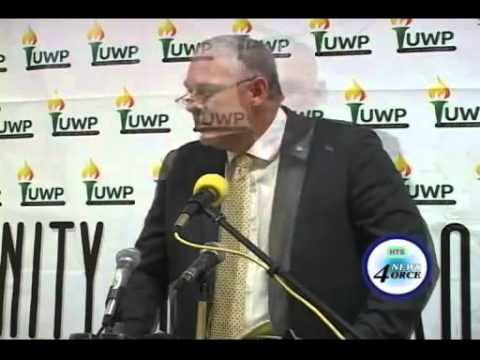 UNITED WORKER PARTY SAINT LUCIA PRESS CONFERENCE