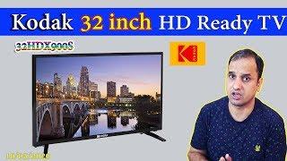 Kodak 32 Inches HD Ready LED TV 32HDX900S