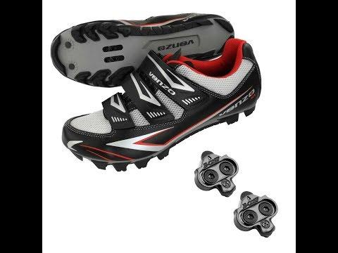 venzo-mountain-bike-bicycle-cycling-shimano-spd-shoes-+-shimano-spd-multiple-release-cleats