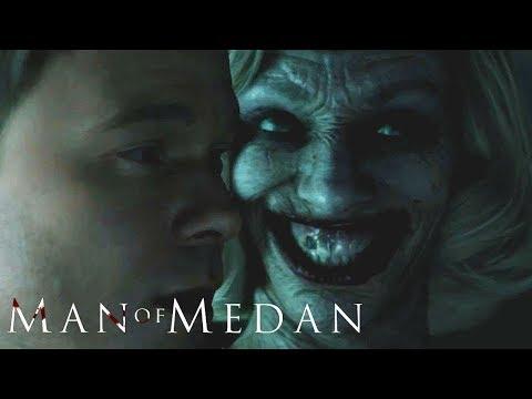 MAN OF MEDDAN ! DE LOS CREADORES DE UNTIL DAWN ! ( HISTORIA EN COOPERATIVO CON UNA CHICA )