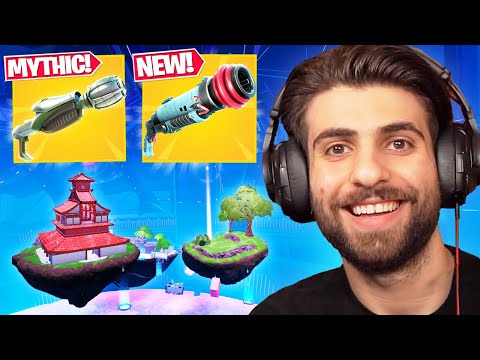 Everything Epic DIDN'T Tell You in the Mothership Update! (Parasites, New Mythic + MORE!) - Fortnite