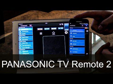 Panasonic TV Remote App 2 - -Erklärung - Thomas-Electronic-Online-Shop