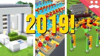 Mumbo's Best Minecraft Builds of 2019!