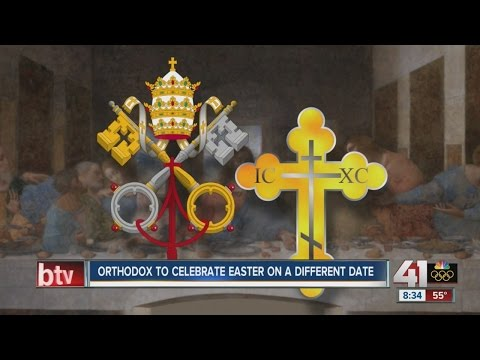 Orthodox To Celebrate Easter On A Different Date Youtube