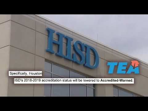 Texas Agency To Takeover Beleaguered Houston ISD