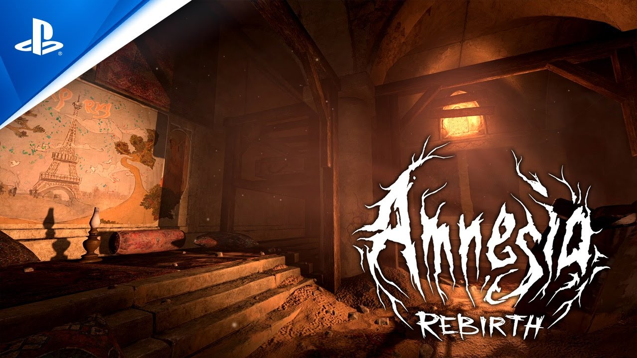 Amnesia: Rebirth - Story & Environment Trailer