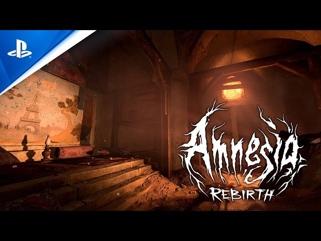 Amnesia: Rebirth - Story & Environment Trailer | PS4