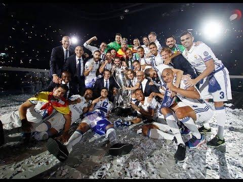 Real Madrid | Celebración de la Duodécima en el Santiago Bernabéu.