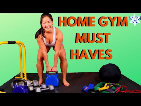 Turn YOUR HOME Into A GYM: Cheap And Effective