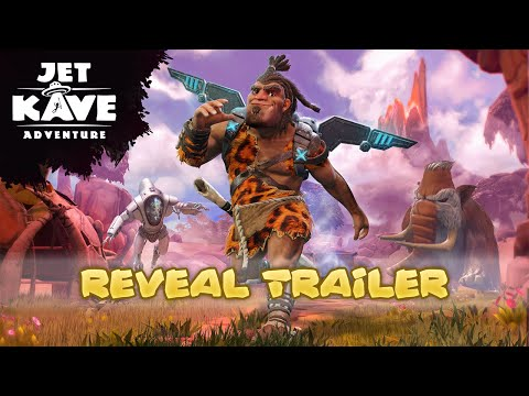 Jet Kave Adventure - Reveal Trailer ESRB