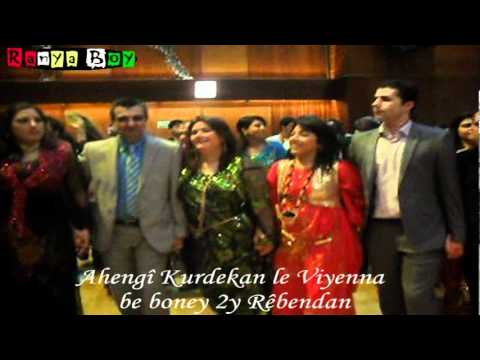 Kurdish Party in Vienna 2011 - Qadir Elyasî