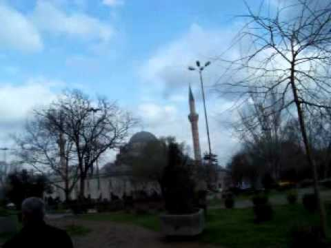 Istanbul Prayer Call
