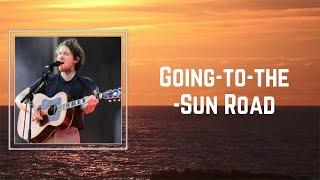 Fleet Foxes - Going to the Sun Road (Lyrics) 🎵