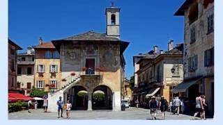 Orta San Giulio Italy