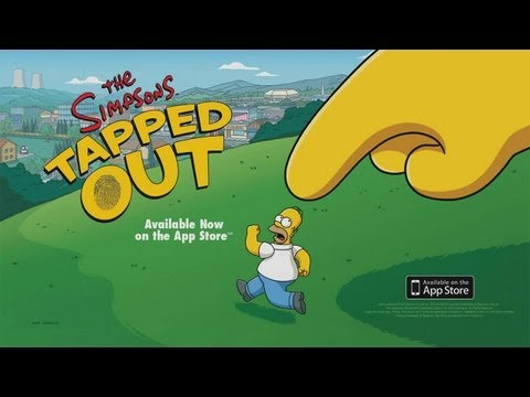 The Simpsons™: Tapped Out - iPad 2 - HD Gameplay Trailer