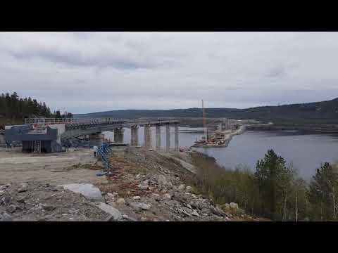 Мурманск Строительство высокого