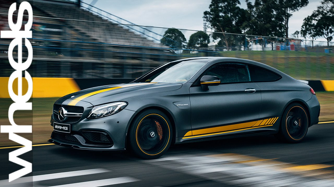 Mercedes-AMG C63 S Coupe Review | New Car Reviews | Wheels Australia