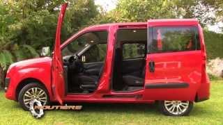 Fiat Doblo 1.4 Caja Manual Test -  Routière Test - Pgm 214
