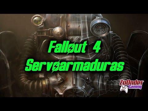 Fallout 4 [Guia Servoarmaduras]