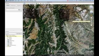 2- Navigation [Google Earth Tutorial]