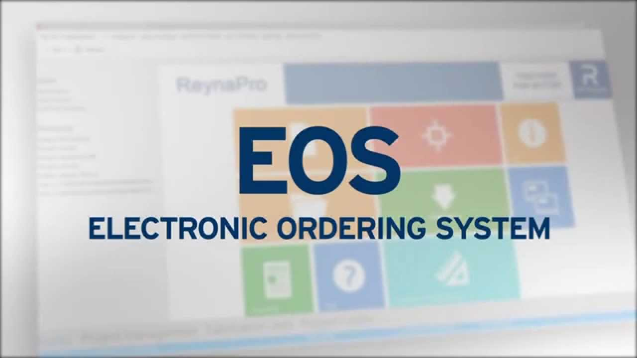 Computerized ordering system