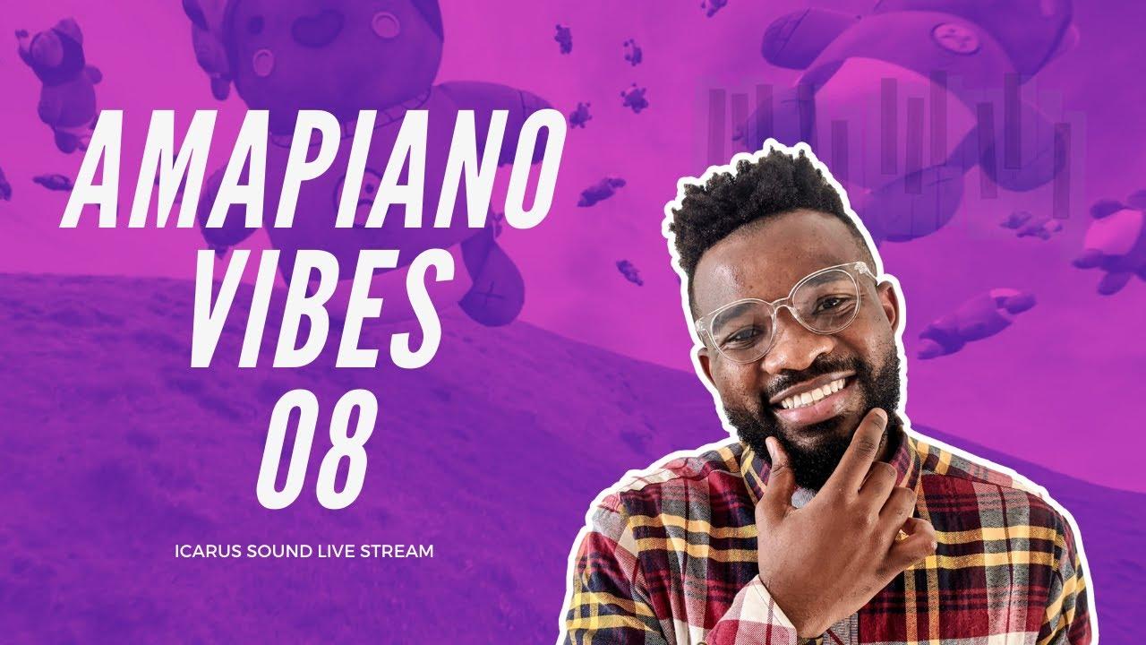 Amapiano Vibes Live Set for Icarus Sound | Alfakat | Kamo Mphela | Focalistic | Niniola | Amaarae