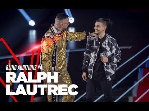 Ralf Cantando En El Bano.Ralph Lautrec Happy Days Blind Auditions 4 Tvoi 2019