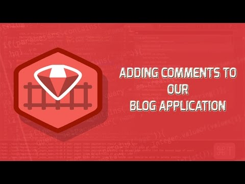 Adding comments | Ruby on rails for Beginners