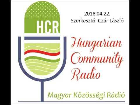 Magyar Kozossegi Radio Adelaide 20180422 Czar Laszlo