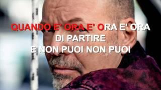 Vasco Rossi - Un mondo migliore - Karaoke con testo