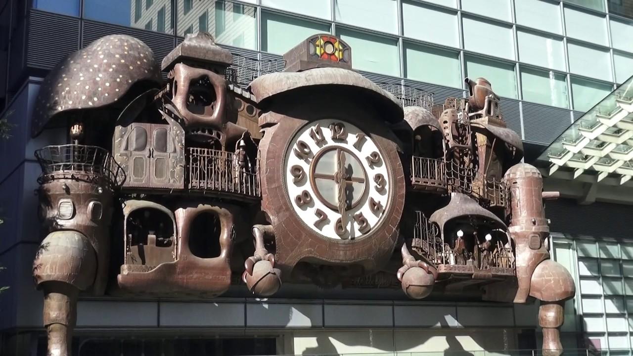 宮崎駿 日本電視台大時鐘的圖片搜尋結果