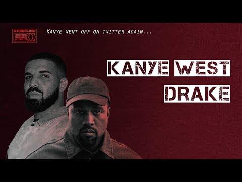 Kanye West再次爆走失控 在Twitter上對Drake開火⋯