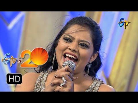 Sri Ramachandra, Ranina Reddy Performance - Singam Dance Song in Nalgonda ETV @ 20 Celebrations