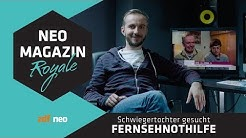 NEO MAGAZIN ROYALE-Fernsehnothilfe: Schwiegertochter gesucht #Verafake | Mit Jan Böhmermann - ZDFneo