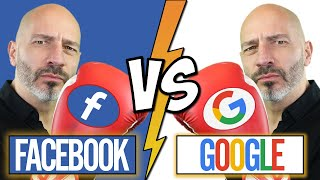 Facebook Business Page VS Google My Business -  Which is best for more local customers?