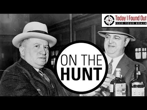 Izzy Einstein, the Littlest Prohibition Agent